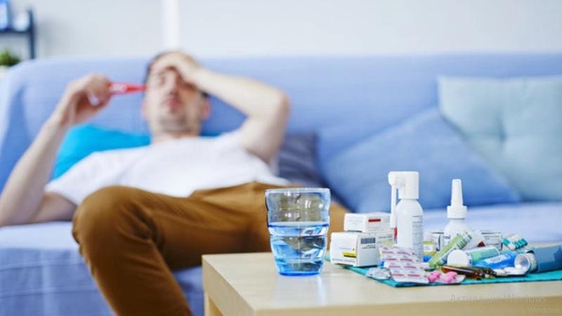 Якщо захворіли грипом, важливо створити своєму організму умови, щоби він міг боротись з вірусом