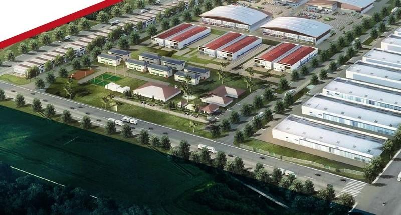 Головними напрямками роботи індустріального парку стануть розвиток машинобудування, текстильне виробництво, виробництво електричного устаткування та агропереробка