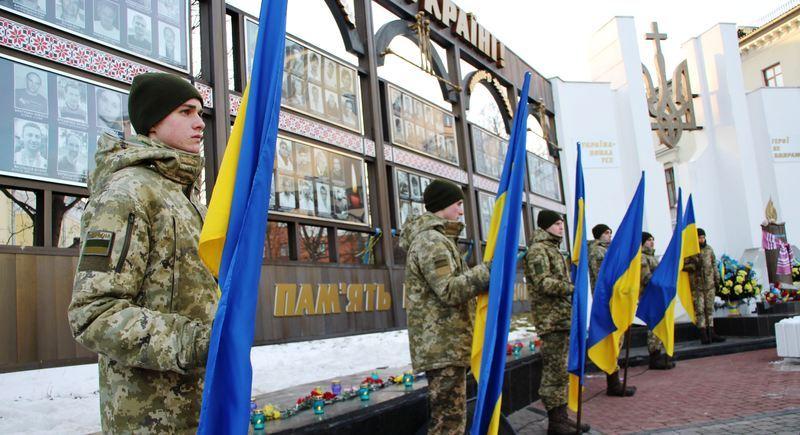12 жовтня хмельничани вшанують захисників України