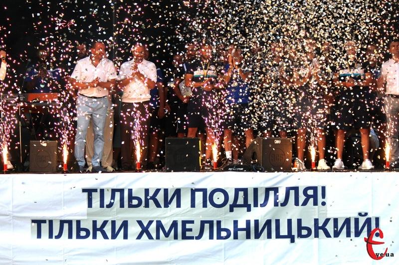 Вже 25 липня хмельницьке Поділля проведе свій перший матч у першій лізі
