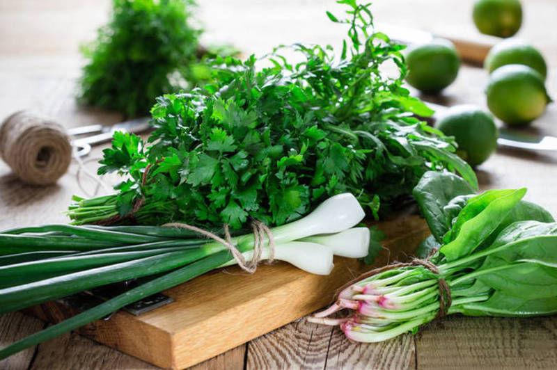 Заготовити на зиму можна не тільки кріп та петрушку, але кінзу, базилік, шпинат та іншу улюблену зелень.