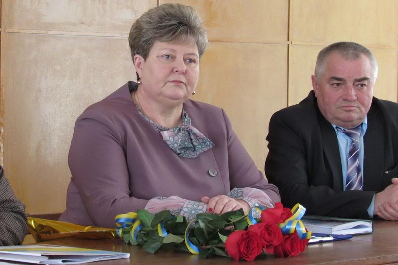 Надія Вікарська донедавна працювала першим заступником голови Старосинявської райдержадміністрації