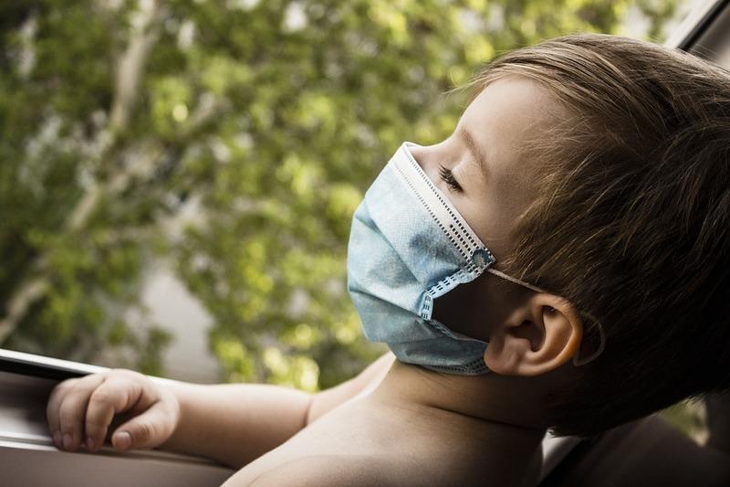 На Хмельниччині серед інфікованих коронавірусом 6,2% - віком від 0 до 17 років