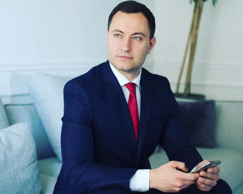 Офіційний задекларований дохід Олександра Щербаня за 2019 рік склав понад 39 тисяч гривень