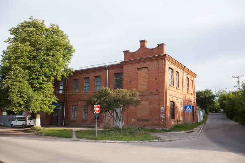 У 1928 році Народний дім збудувала польська громада Гречан