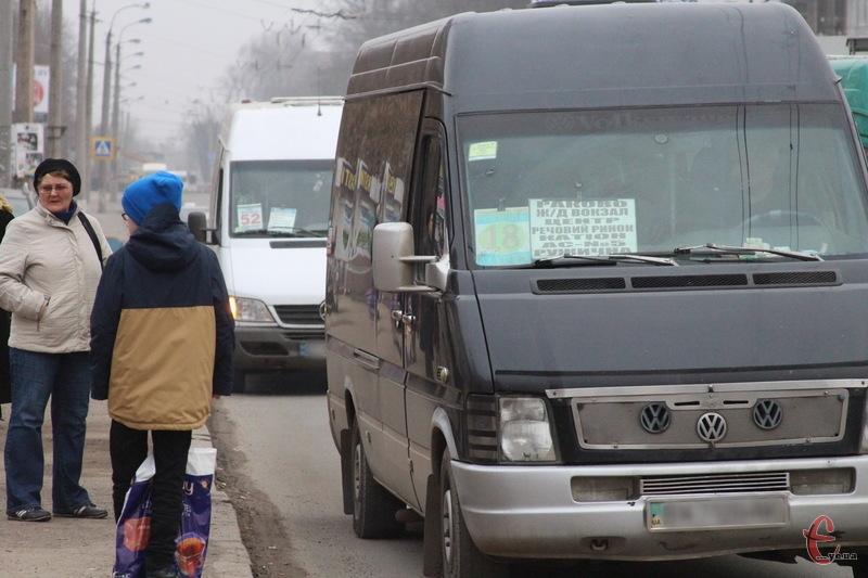 У Хмельницькому маршрутки і надалі мають перевозити пасажирів за 3,5 гривні
