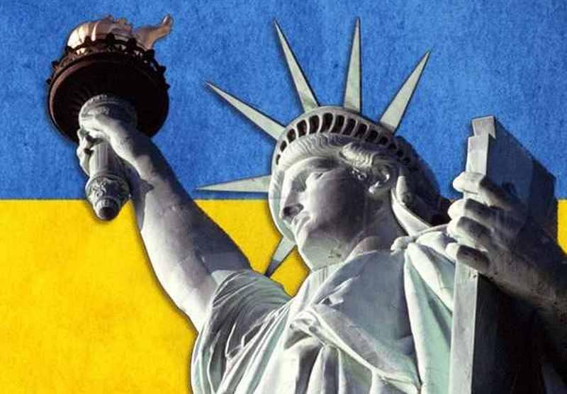 Українські емігранти запевняють, що тіло у них живе у Штатах, а душа на батьківщині.
