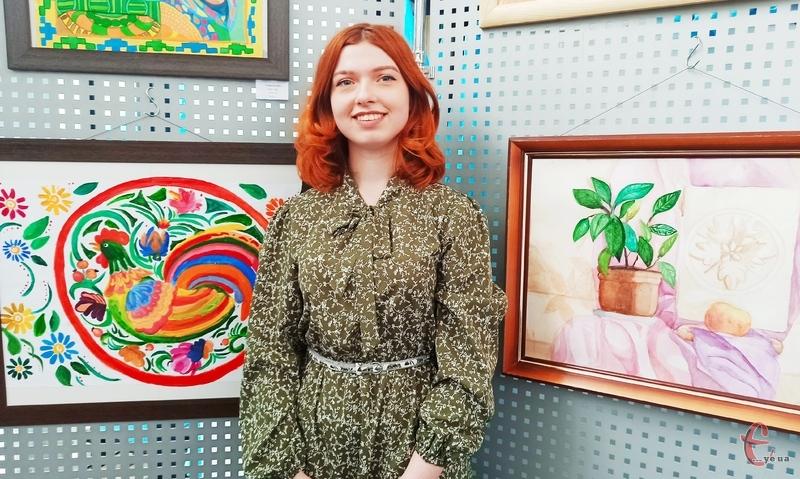 Анастасія Толмачова - випускниця Хмельницької дитячої школи мистецтв