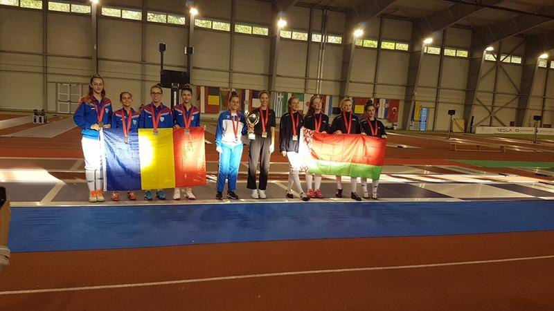 Десятикласниця Хмельницької гімназії №1 Єва Мазур здобула золото