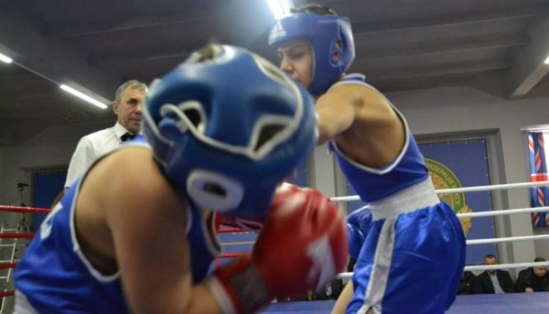 У Чернівцях змагалися більше 120 юних боксерів