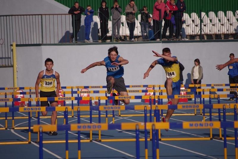 У Вінниці завершився юнацький чемпіонат України, на якому  спортсмени з Хмельниччини здобули чотири нагороду