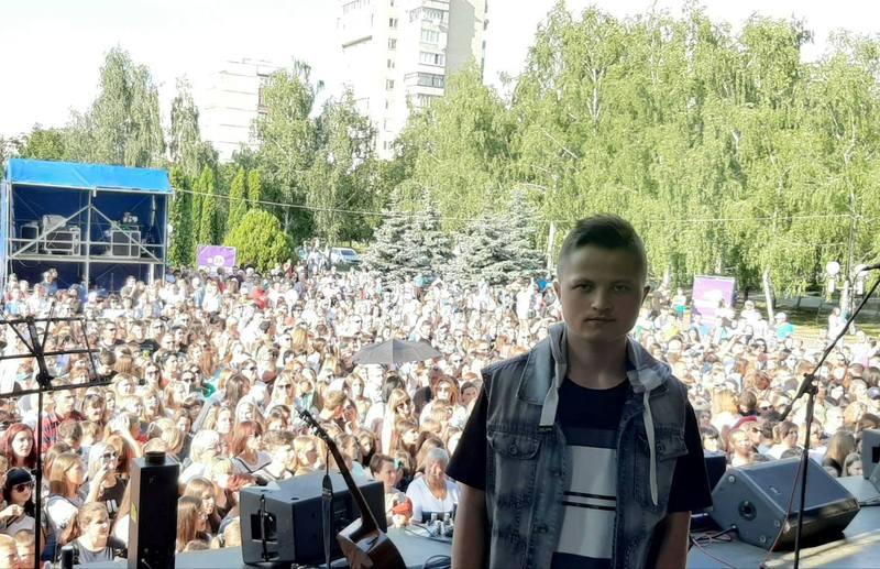 Хлопець став єдиним учасником конкурсу з Хмельниччини