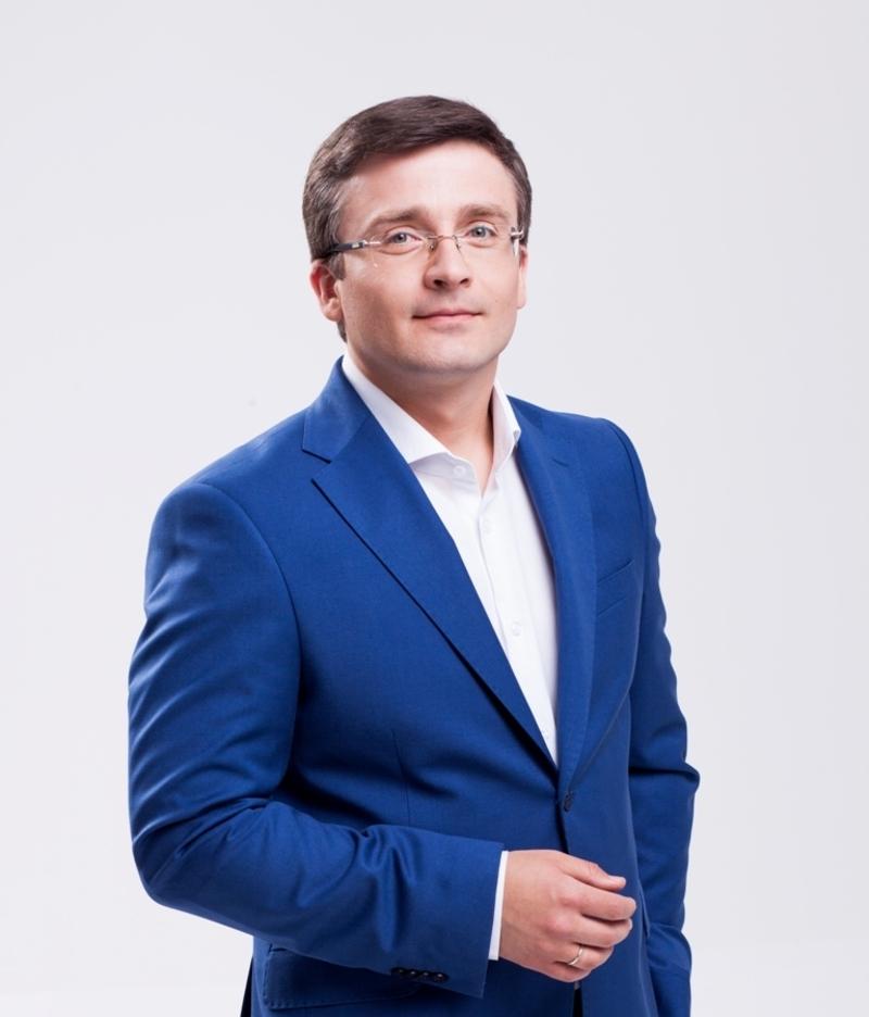 Ведучий нового проекту ZIKу, відомий тележурналіст Володимир Бойко