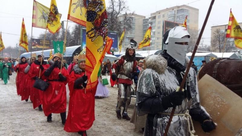 Три царі пройдуть вулицями Хмельницького