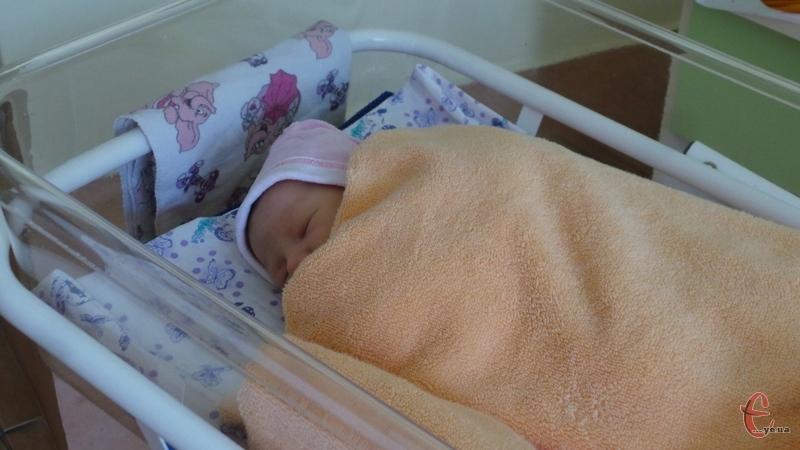 Протягом січня – березня на Хмельниччині народилось 3003 немовляти