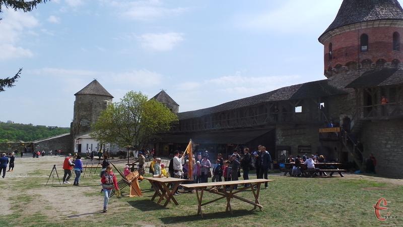 Найвідвідуванішим об'єктом у місті залишається фортеця