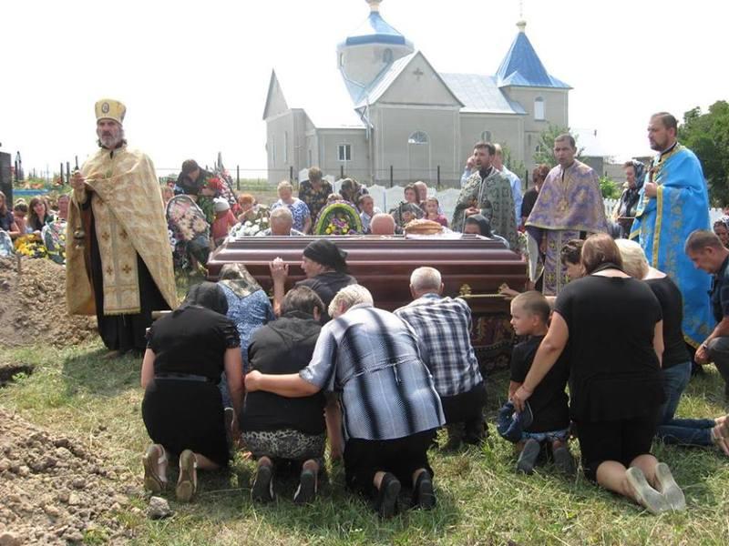 Ігоря Мединського поховали із почестями