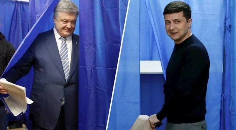 21 квітня Україна обере нового президента