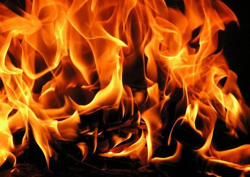 На щастя, нещасних випадків під час пожеж не було