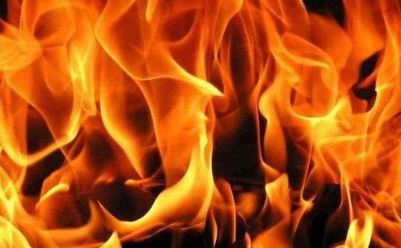Внаслідок пожеж ніхто не постраждав