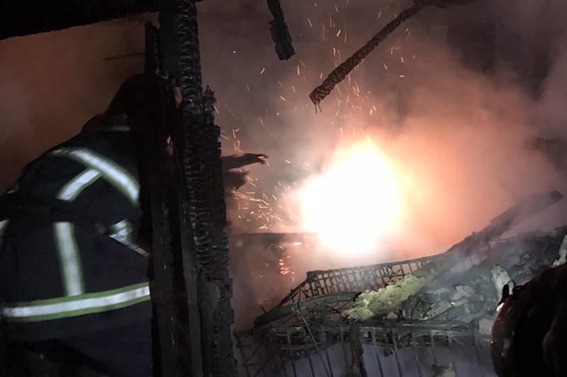 Упродовж минулої доби бійці ДСНС шість разів залучалися до гасіння пожеж різного роду