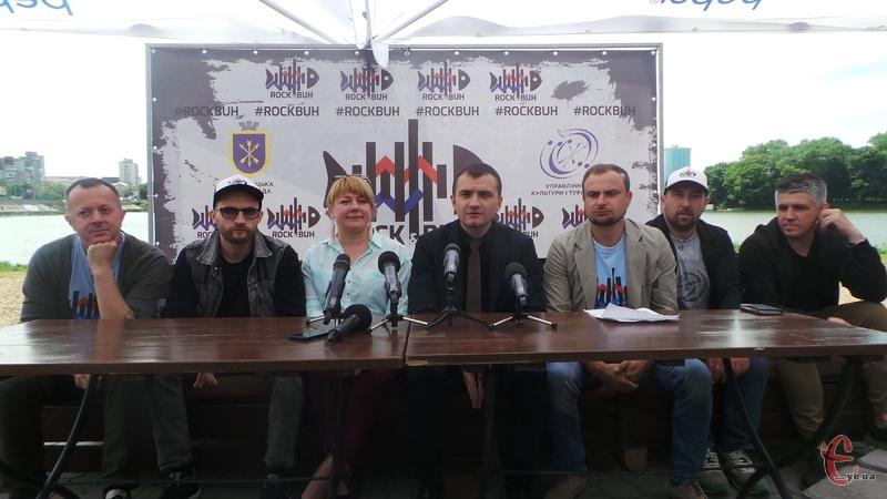 Сьогодні, 22 травня організатори заходу провели прес-конференцію, аби розповісти усім про сюрпризи та несподіванки, які вони підготували для відвідувачів фестивалю