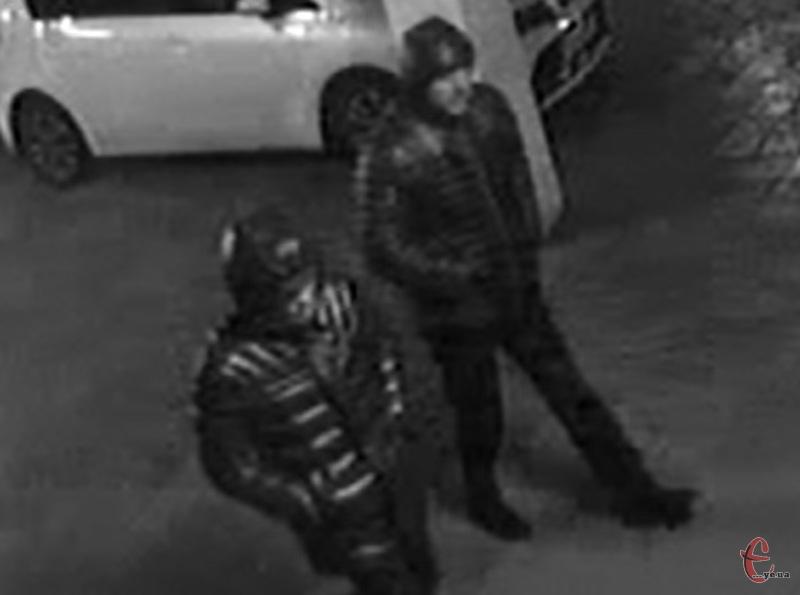 Поліція підозрює в нападі на бізнесмена саме ось цих чоловіків