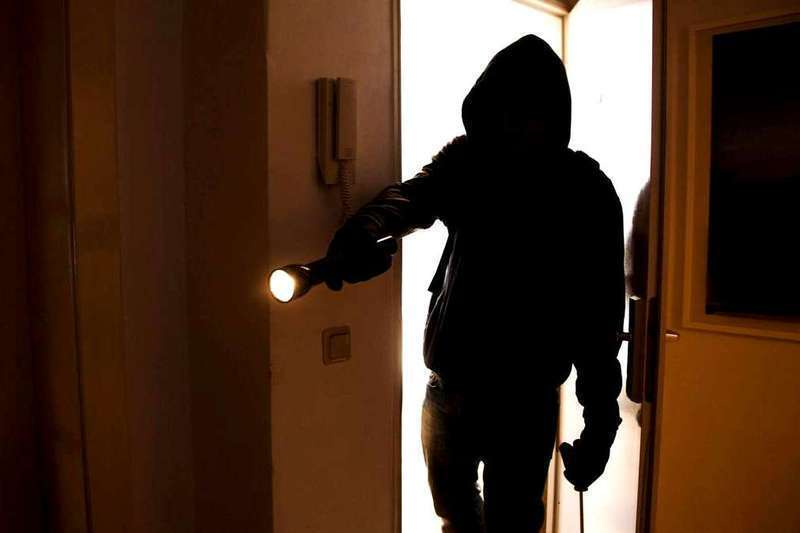 Особи крадіїв не встановлені.