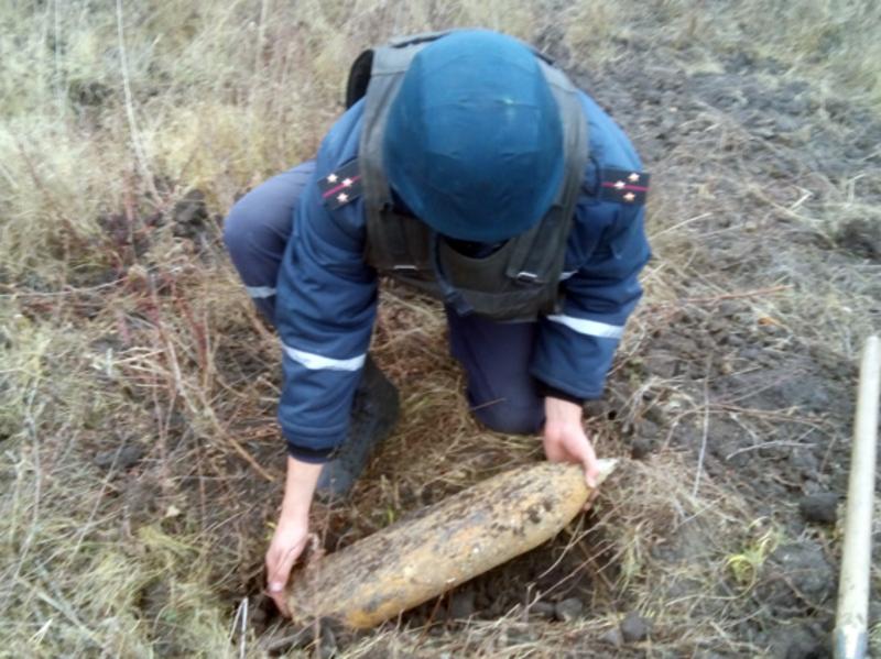 Щодня в Хмельницькій області знаходять снаряди, які пролежали в землі вже понад 70 років