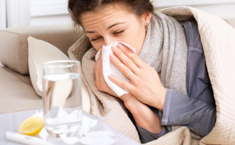З початку епідемічного сезону на грип і ГРВІ захворіло більше 20 тисяч подолян
