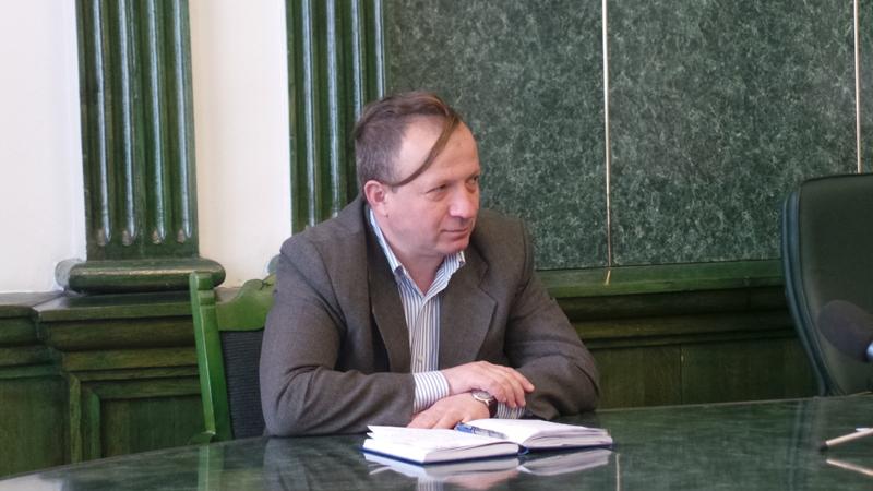 Борис Ткач розповідає, що виділених грошей має вистачити на фінансування програму до кінця року