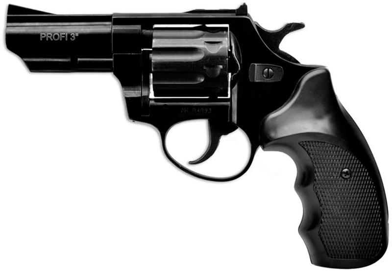 Кам'янчанин здійснив декілька пострілів із револьвера