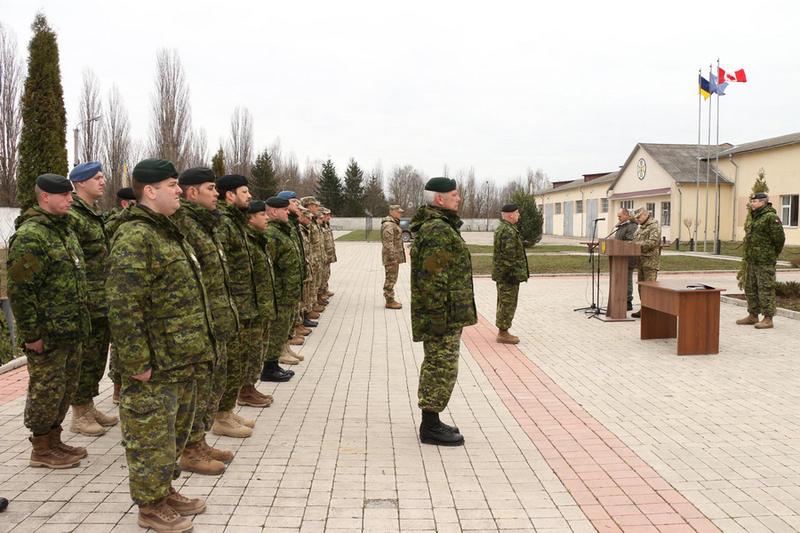Канадські інструктори готують саперів за стандартами НАТО