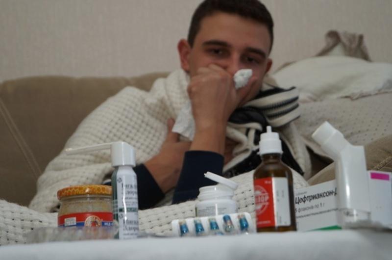 Лікарі прогнозували початок епідемії у грудні