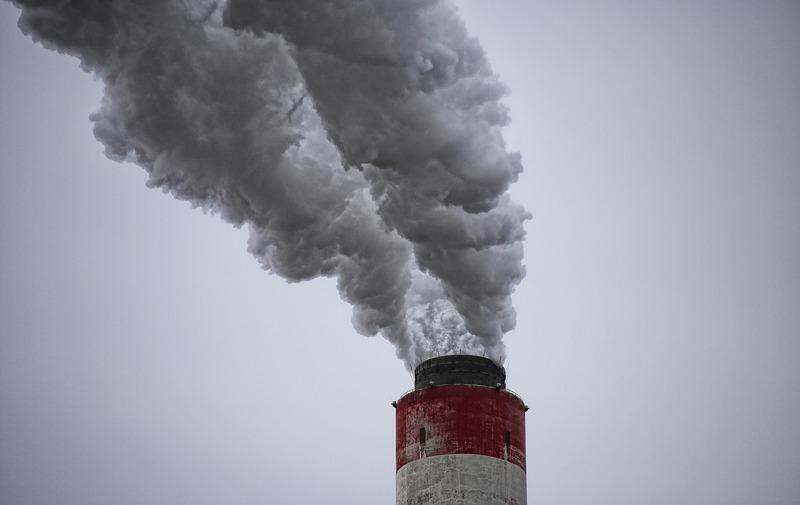 Екоінспектори виявили, що підприємство здійснювало скид забрудників у атмосферне повітря без відповідного дозволу
