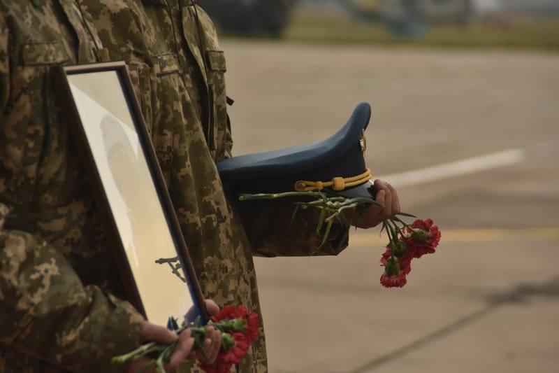 В Україні попрощалися з загиблими пілотами