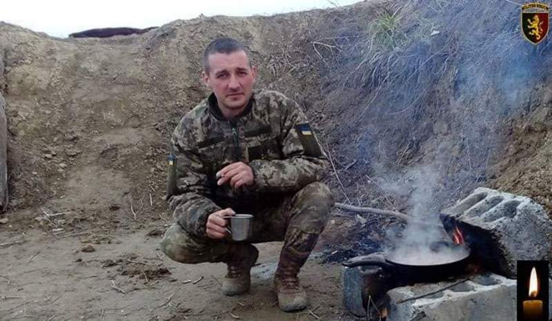 Роман Джерелейко захищав Україну від ворога на Сході