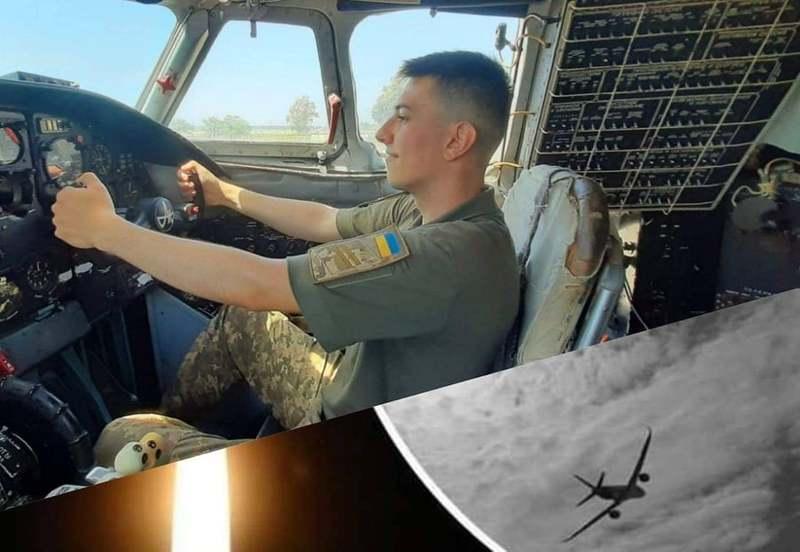 Костянтин Зибюк був одним з наймолодших на борту курсантів: 15 липня йому виповнилося 19..