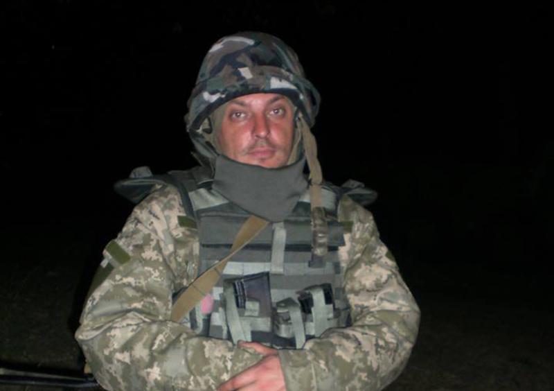 Руслан Коношенко потрапив у полон у січні 2015 року.