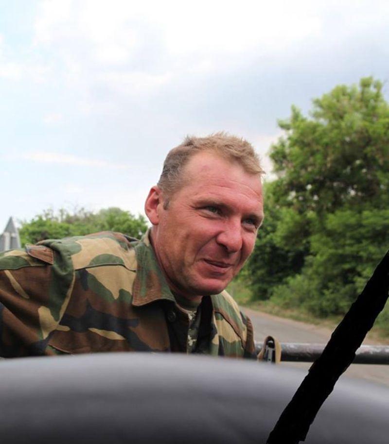 Микола Гарбар був прикордонником