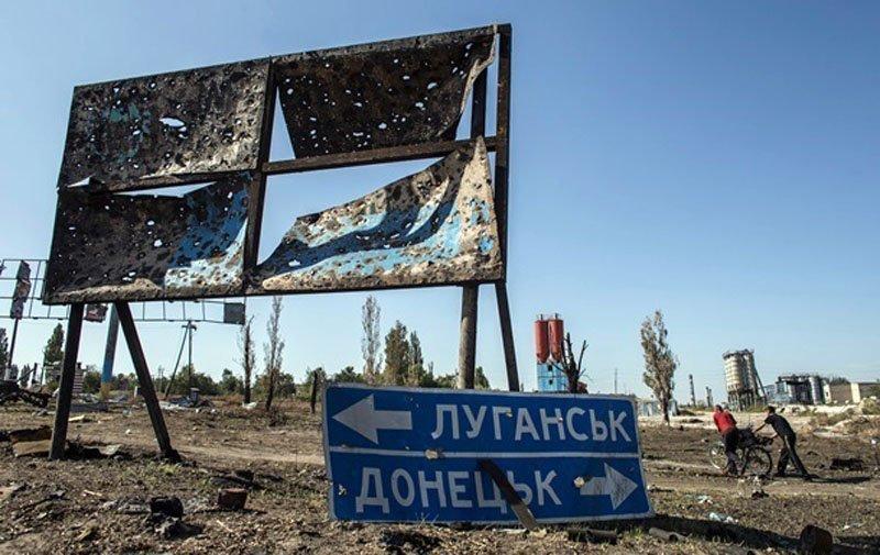 Тепер АТО називатиметься заходами із забезпечення національної безпеки та оборони, стримування і відсічі російської збройної агресії в Донецькій та Луганській областях