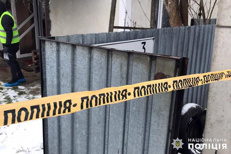 Події мали місце вчора, 9 січня, близько 12.00 години в приватному будинку в середмісті Кам'янця-Подільського