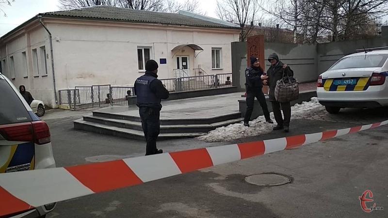Декілька годин на Кам'янецькій, 55 працювали екстренні служби Хмельницького