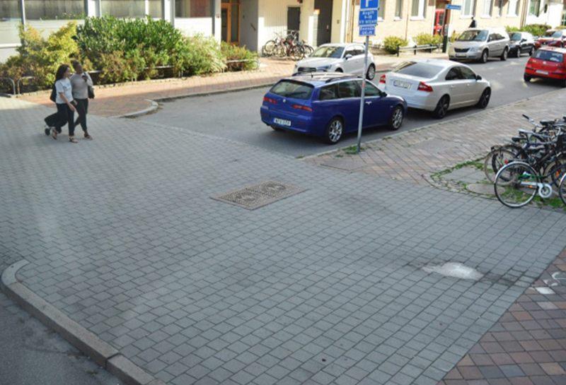 Підвищені пішохідні переходи
