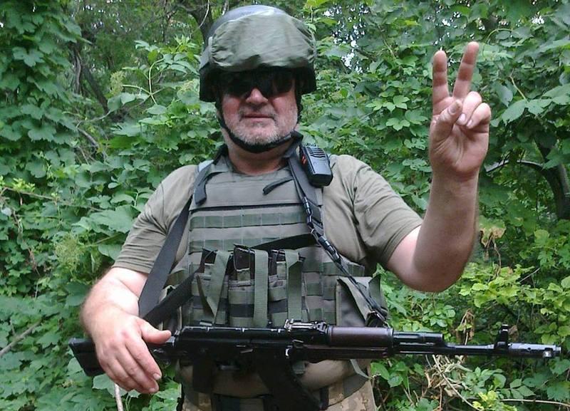 Сергій Тимощук родом із Старокостянтинова