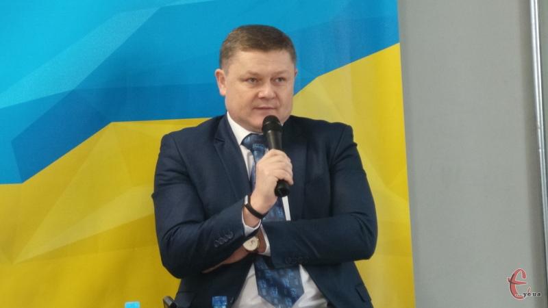 Сергій Черешня розповів про стан ринку праці