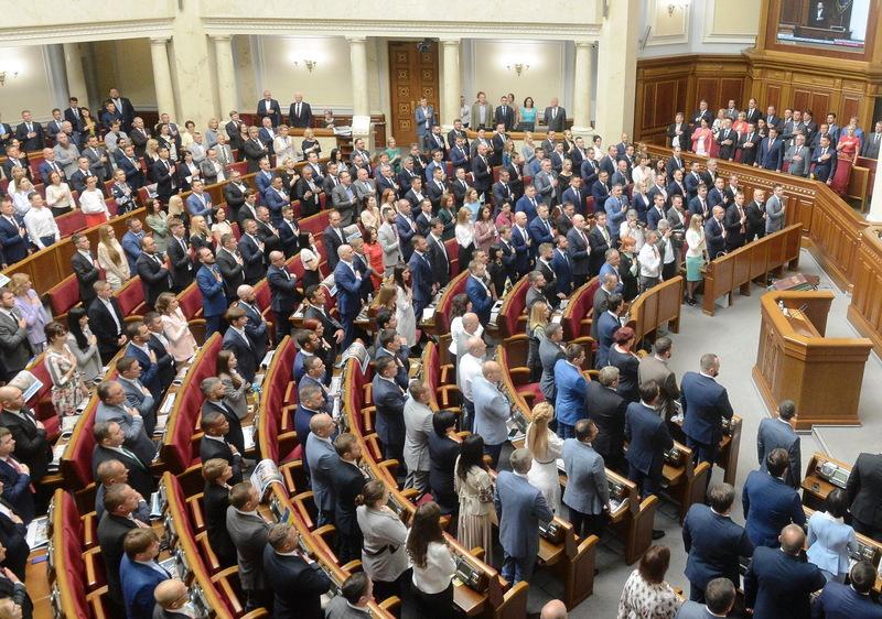 Перше засідання Верховної Ради 9 скликання тривало понад 12 годин