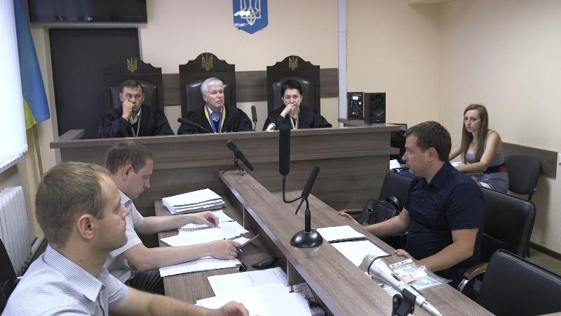 Колегія суддів залишила запобіжний захід - домашній арешт