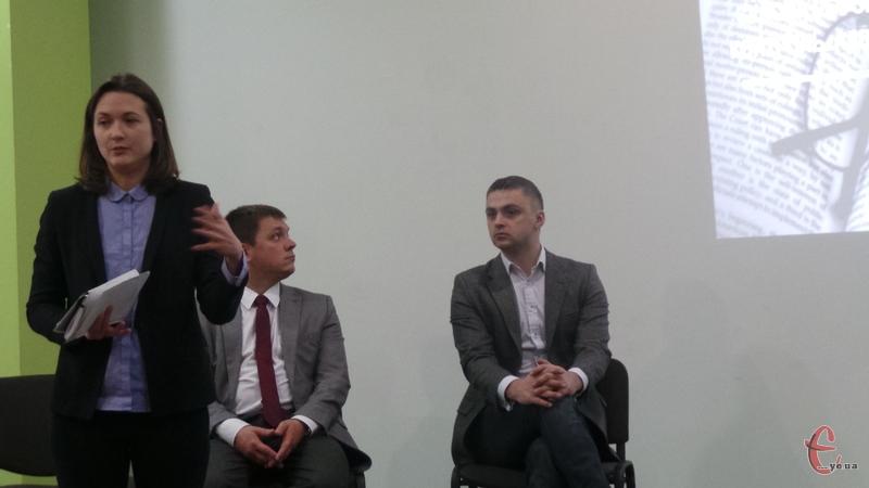 Заступник Міністар говорив про новації судової реформи