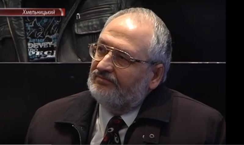 Валерій Дяченко - затриманий